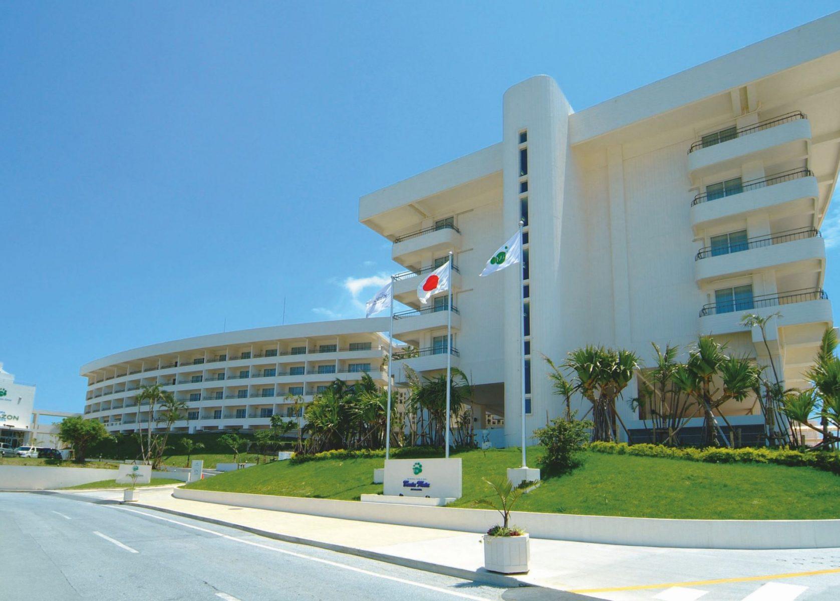 Nach 13 Jahren Leerstand wieder auferstanden – heute Wellness-Hotel und Zentrale der weltweiten EM-Aktivitäten.
