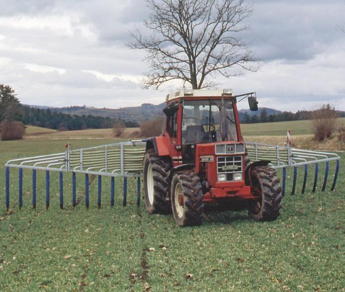 EM-Einsatz im Pflanzenbau