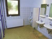 Auch in den Toiletten fehlt der typische »Heimtoilettengeruch«.