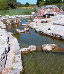Regenerationsbereich des Wassers