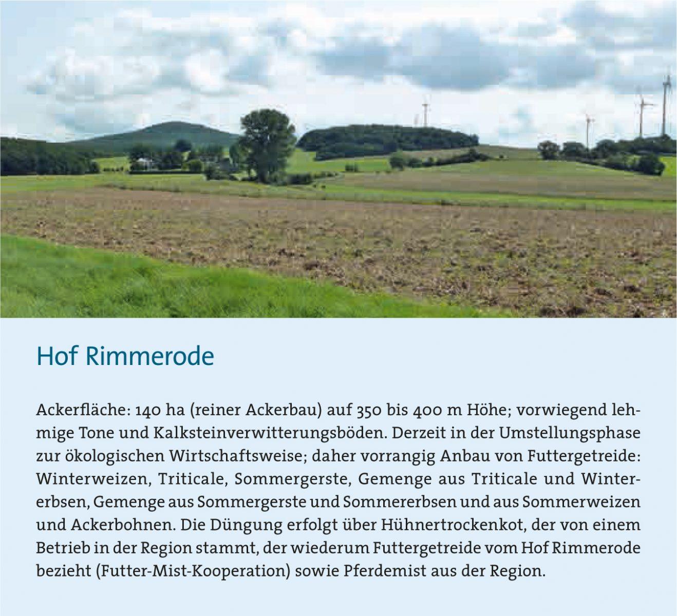 Hof Rimmerode