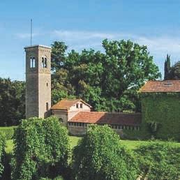 Die Villa Poggiolo ist der Fixpunkt des Dorfes; in ihr befinden sich Ferienwohnungen. Hier gibt es keine chemischen Reinigungsmittel, sondern ausschließlich die wirkungsvollen EM-Reiniger.