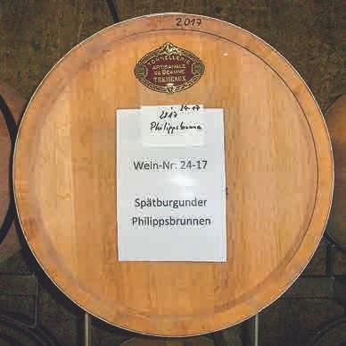 Auch die Auswahl der richtigen Hölzer und Hersteller von Fässern spielt eine Rolle bei der Erzeugung von herausragenden Weinen.