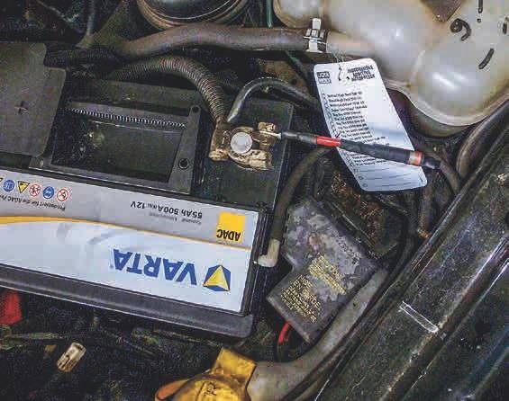 Harmonisierung für die gesamte Elektrik und Elektronik an der Batterie