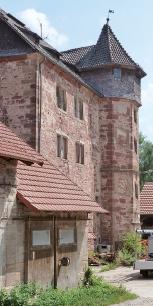Ehemalige Burg