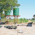 Solarbetriebener Brunnen und Tanks dank 2er Rotarier Clubs
