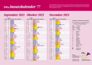 EMa-Ansatzkalender